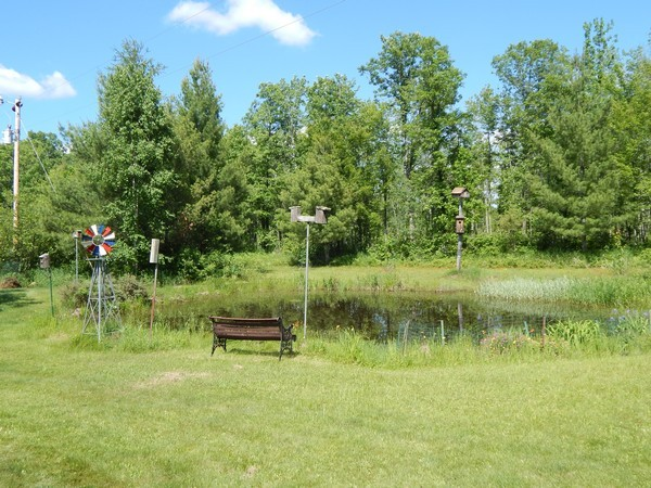 Great hunting camps for sale in northwestern wi are we for Permanent tree stand
