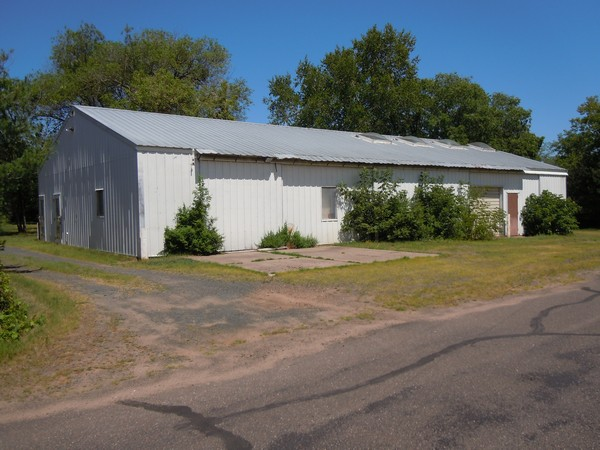 40' x 80' workshop/storage building