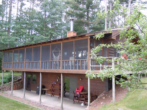 Fishing cabins for sale in burnett county wi our blog for Fishing cabins in wisconsin