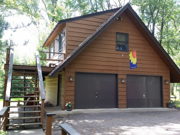 Highland Trail Garage and Bunkhouse #1