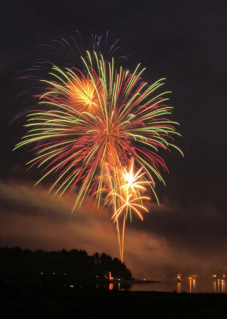 fireworks siren