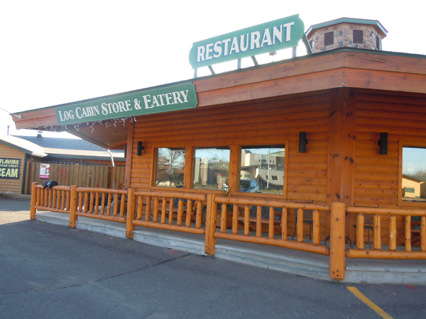Log Cabin Store and Eatery