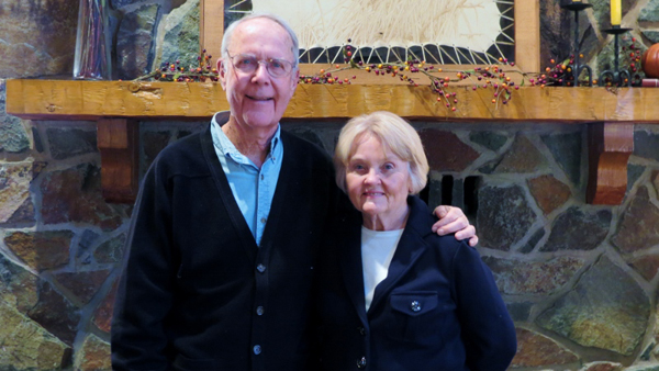 Our Founders - Faith and Dave Boldon, Sr.