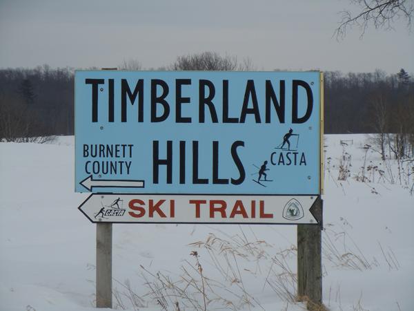 timberland ski