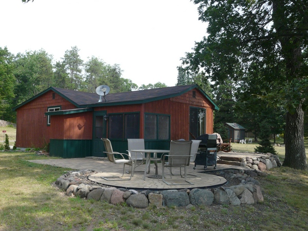 Rice Lake - newly updated 2 bedroom with fish cleaning house and machine shed
