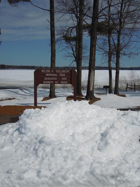Clam Lake, Siren, WI