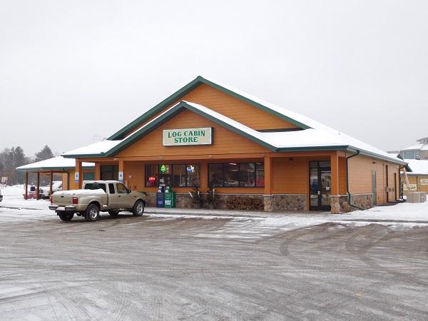 Log Cabin Store